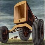 Poster jaarbeurs 1947